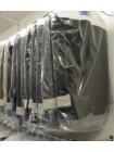 Упаковочный пакет для одежды прозрачный полиэтиленовый ( ПВД ) 15 мкм 650 х 1100 мм.