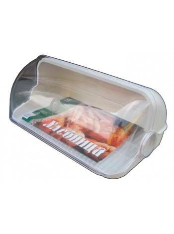 """Хлебница прямоугольная с поворотной пластиковой крышкой  тм """"Г"""""""