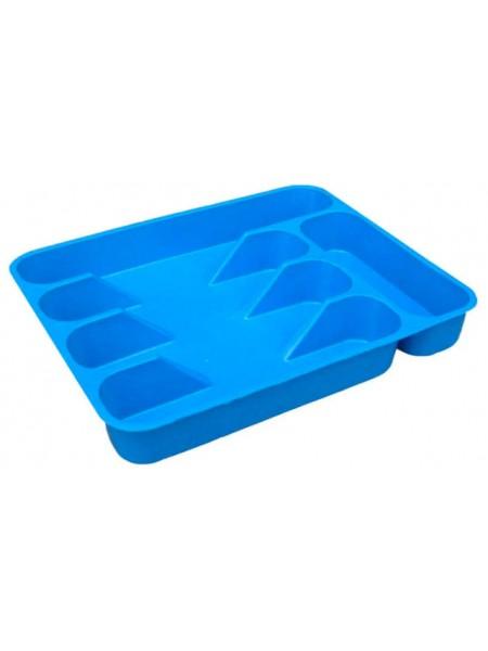 """Лоток для столовых приборов пластиковый тм """"Ю"""""""
