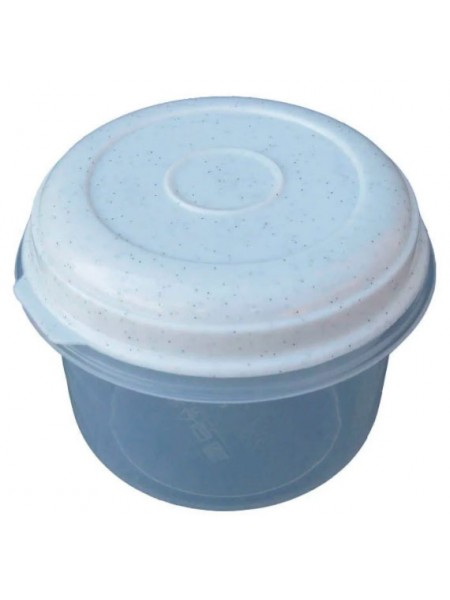 """Емкость круглая для сыпучих продуктов 0,7 л  тм """"Г"""""""