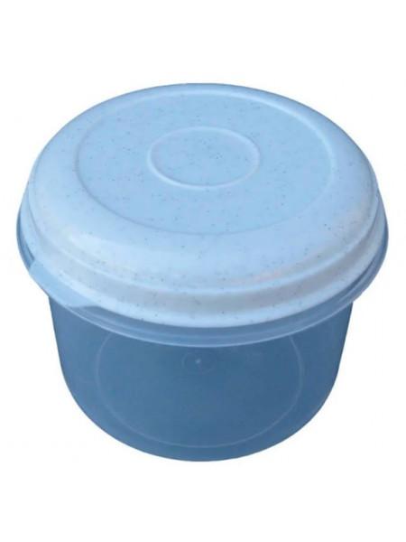 """Емкость круглая для сыпучих продуктов 1,4 л  тм """"Г"""""""