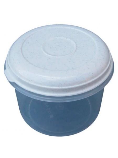 """Емкость круглая для сыпучих продуктов 2,5 л  тм """"Г"""""""