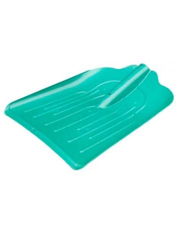 """Лопата снегоуборочная пластиковая малая  тм """"W"""""""