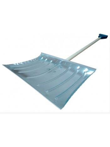 """Лопата снегоуборочная оцинкованная с ручкой 45 см,  тм """"К"""""""