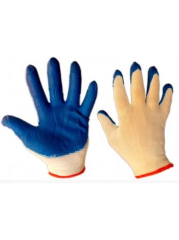 Перчатки стрейчевые с нитриловым покрытием (пара)