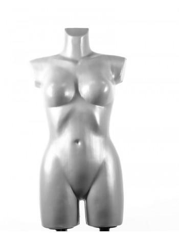 Венера серебристая с креплениями для двойной подставки