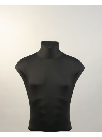 Манекен Стас  в ткани с креплением для треноги