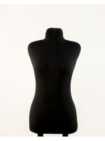 Манекен брючный портновский черный модель Любовь 40 размер
