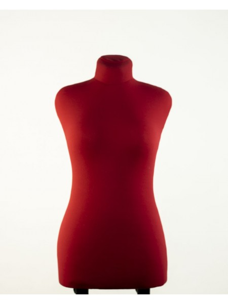 Манекен брючный портновский красный модель Любовь 42 размер
