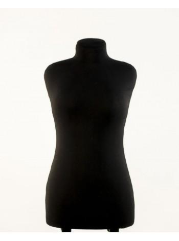 Манекен брючный портновский черный модель Любовь 44 размер