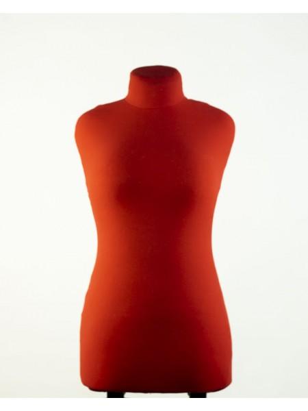 Манекен брючный портновский красный модель Любовь 44 размер