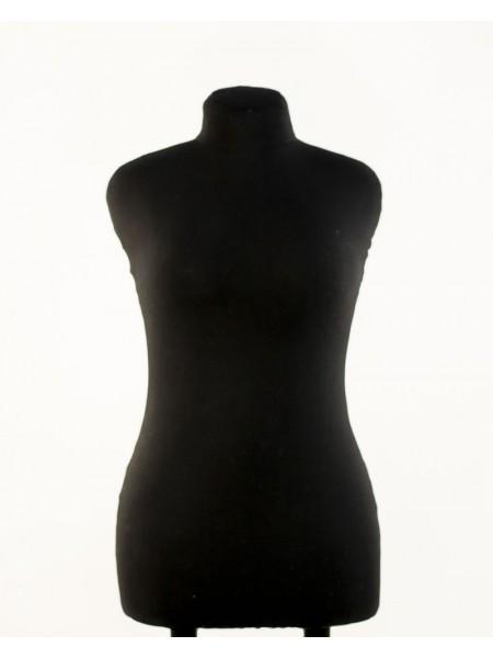 Манекен брючный портновский черный модель Любовь 46 размер