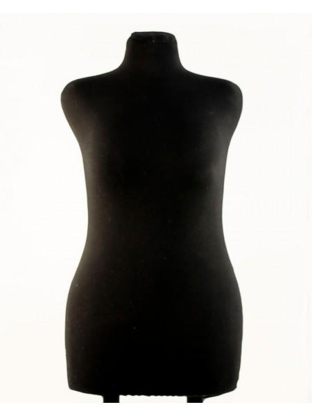 Манекен брючный портновский черный модель Любовь 48 размер
