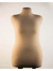 Манекен брючный портновский бежевый модель Любовь 52 размер