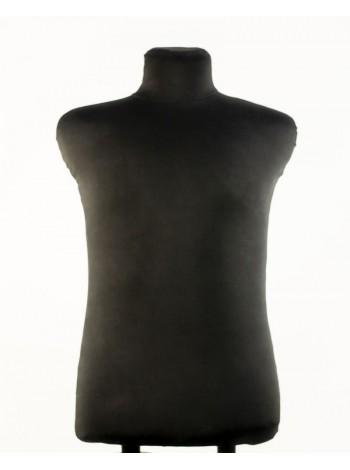 Манекен брючный портновский черный модель Пьер 50 размер