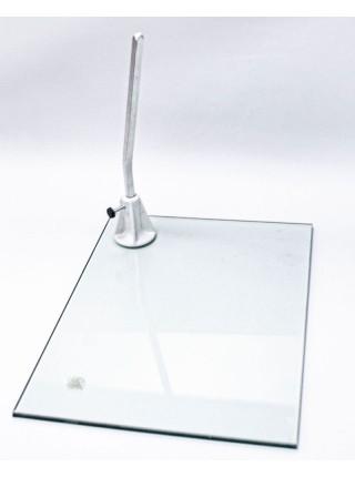 """Подставка стеклянная прямоугольная для манекенов """"Сиваян"""""""