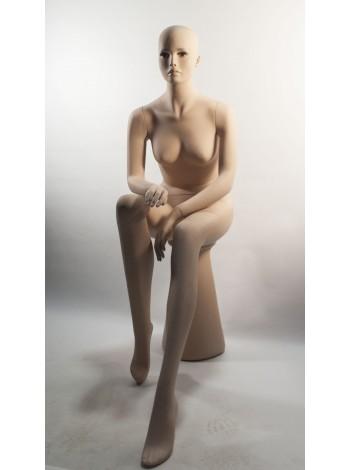 Манекен женский сидячий Q24-9