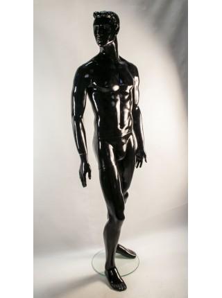 Манекен мужской черный М1