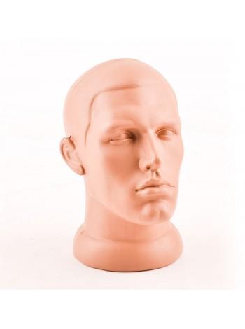 Голова мужская телесная