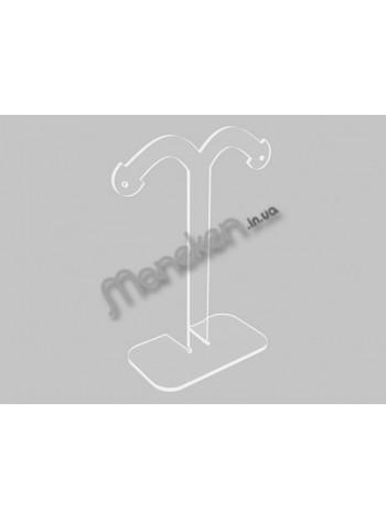 Подставка для пары сережек простая