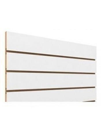 Эконом-панель ( экспопанель) белая 122 х 100 см , МДФ 16мм.