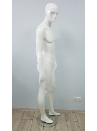 Манекен мужской K22 белый