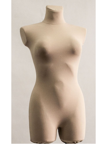 """Тканевый чехол для манекена """"Венера"""" кремовый"""