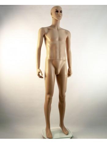 Манекен мужской пластиковый реалистичный  B-01