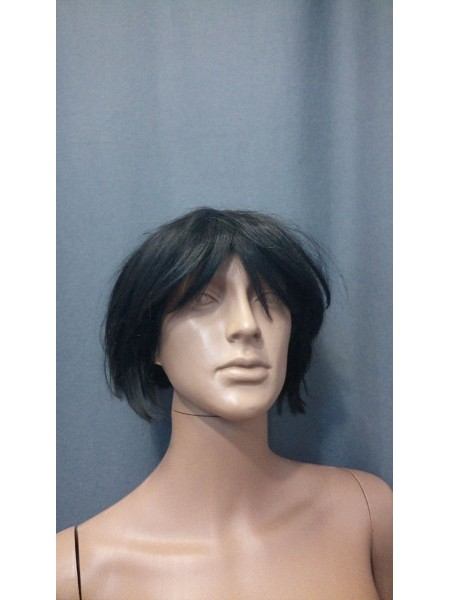 Парик для манекена (Брюнет короткий Т-040)