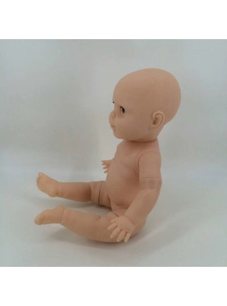 Манекен детский сидячий пластиковый грудничок (60см)
