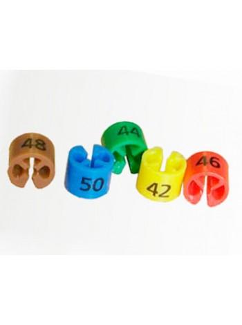 Размерники цветные