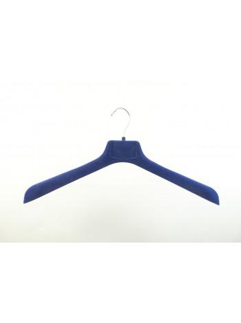 Плечики пластиковые с бархатным покрытием (флокированные) ВОП 45/5 45 см