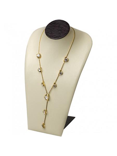 Шея бюст под цепь, колье, ожерелье