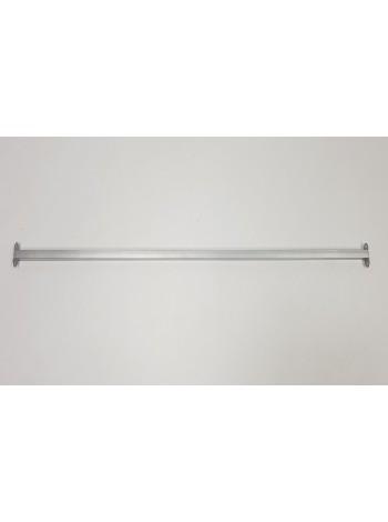 Перемычка соединительная для реек-опор 120см металлик