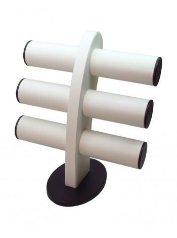 Подставка-валик тройной для браслетов