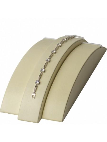 Подставка-горка объемная без подложки на 3 шт браслета , часов