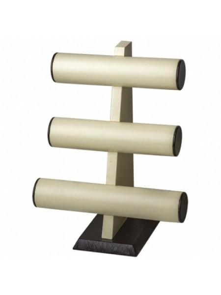Подставка-валик 3 яруса  для браслетов или часов