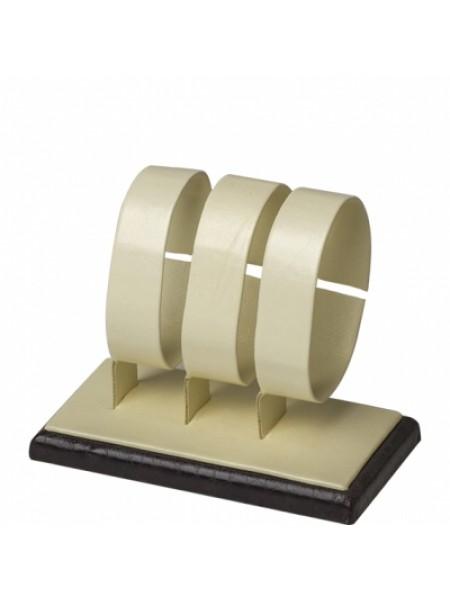 Подставка тройная для браслетов или часов