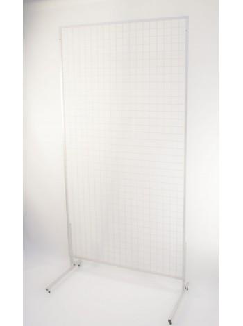 Торговая сетка 1800х800 белая (рамка15мм) без ножек