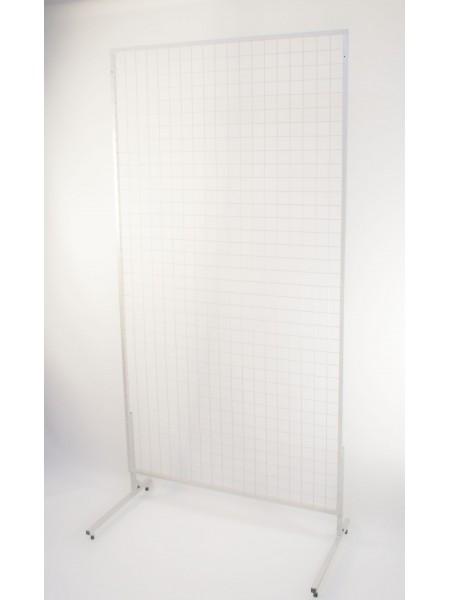 Сетка 1800х800 белая (рамка15мм) без ножек