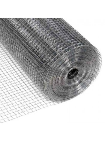 Сетка сварная оцинкованная #25х12 мм , ф2 мм (погонный метр)