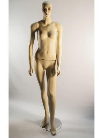 Манекен женский реалистичный HGT-5  С1-1