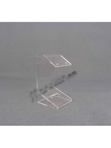 Подставка для пары серег и кольца