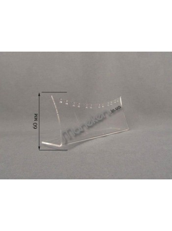 Подставка для сережек(6 пар)