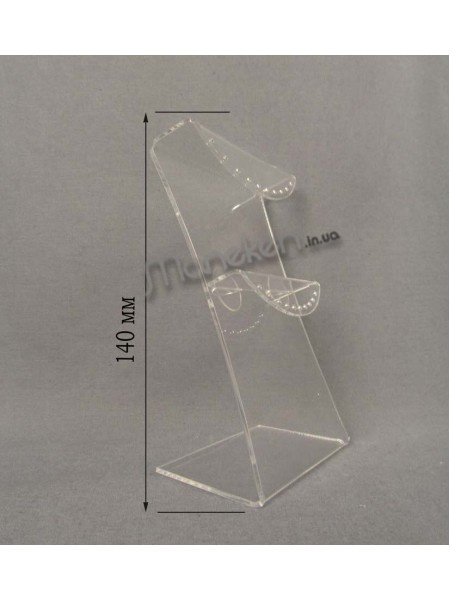 Подставка двухуровневая для сережек(10 пар)