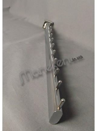 Навесной элемент флейта на перекладину Дека 35см.