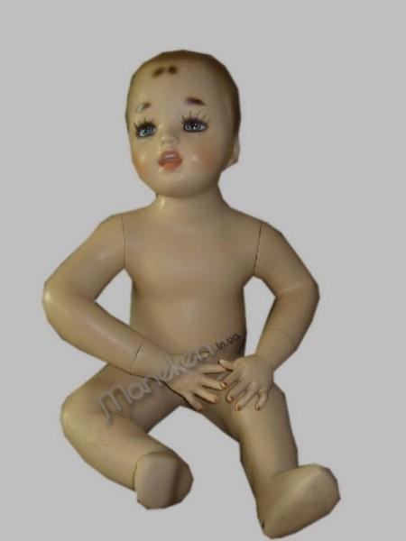 Манекен детский сидящий 702