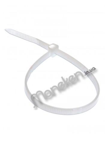 Пластиковая стяжка 3.6*150 белая