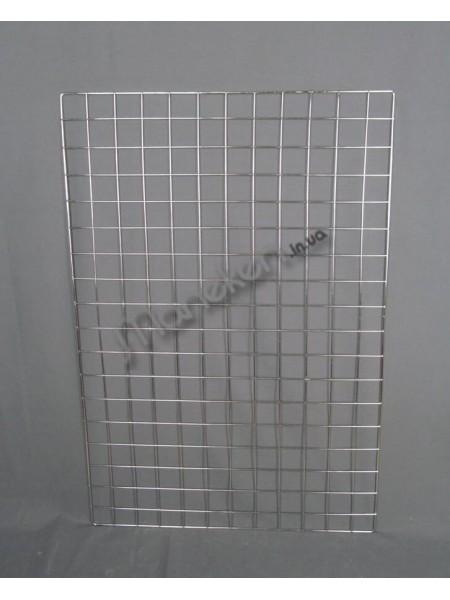 Сетка хромированная 1200х600 (#50 Ф3)