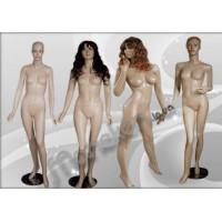 Женские гипсовые манекены